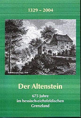 9783929413847: Der Altenstein