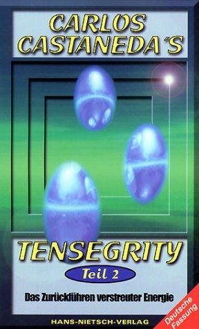 9783929475692: Tensegrity 2 - Carlos Castaneda [Alemania] [VHS]