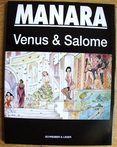 9783929497137: Venus & Salome (Livre en allemand)