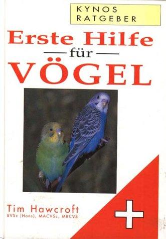 9783929545135: Erste Hilfe für Vögel