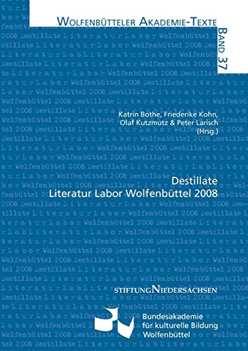Destillate (German Edition): BoD
