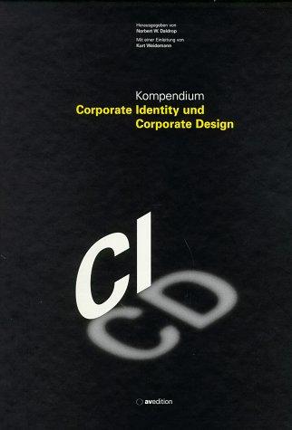 9783929638097: Kompendium: Corporate Identity