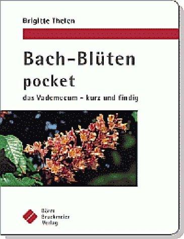 Bach Blueten Von Brigitte Thelen Zvab