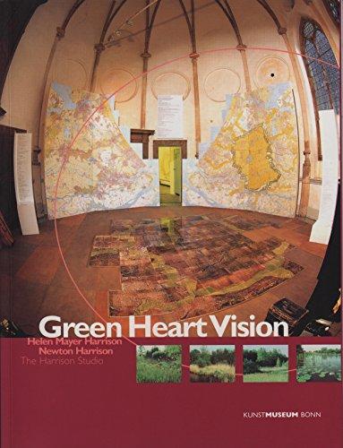 9783929790238: Green Heart Vision =: Das grune Herz--eine Vision (German Edition)