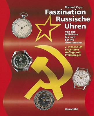 9783929902860: Fascination of Russian Watches