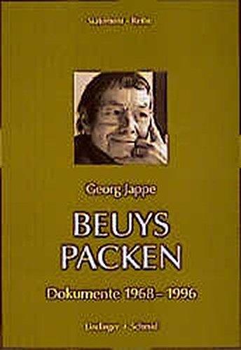 9783929970258: Beuys Packen: Dokumente 1968-1996