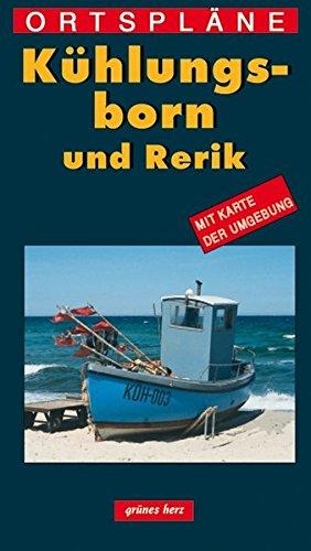 9783929993455: Kühlungsborn und Rerik: Ortspläne. Mit Karte der Umgebung. 1:12500 (Livre en allemand)