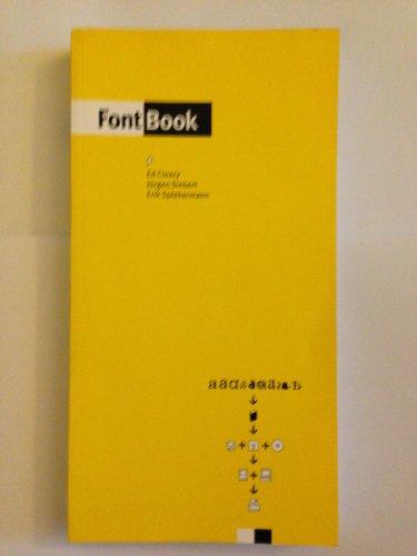9783930023004: Fontbook