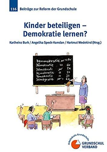 9783930024858: Kinder beteiligen - Demokratie lernen