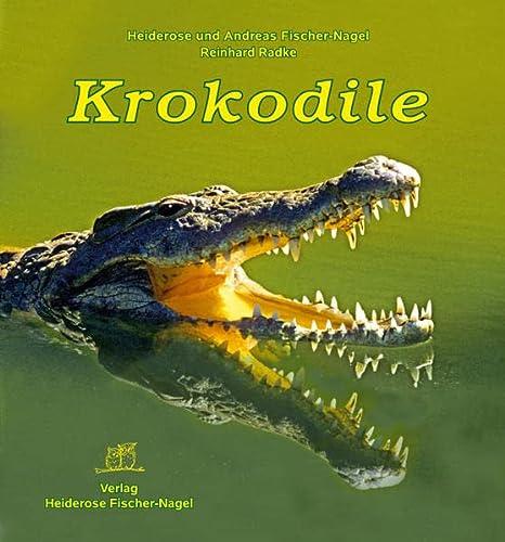 9783930038350: Krokodile