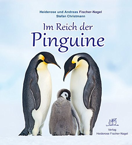 9783930038473: Im Reich der Pinguine