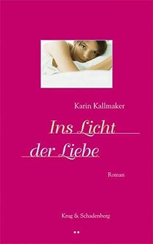 9783930041510: Ins Licht der Liebe