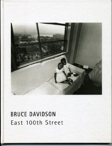 9783930054336: Bruce Davidson East 100th Street