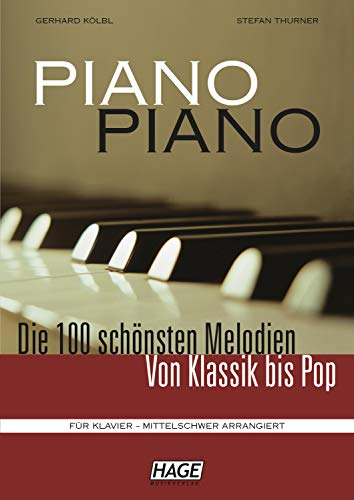 9783930159888: Piano, Piano