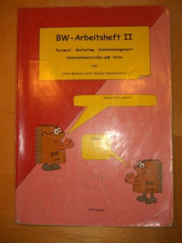 9783930167593: Stoll, B: Betriebswirtschaft/ Arbeitsheft 2