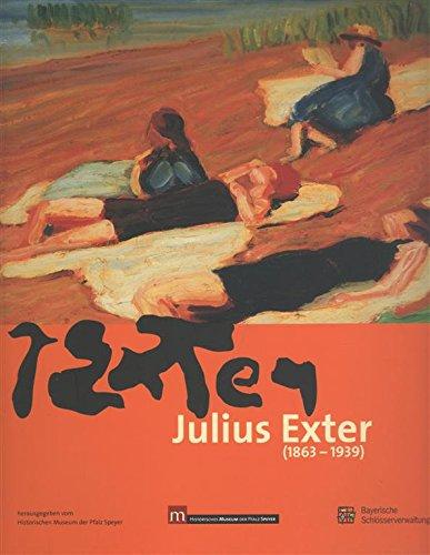 9783930239160: Julius Exter (1863-1939)