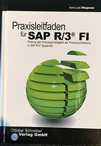 9783930291250: Praxisleitfaden für SAP R/3 FI (Livre en allemand)