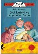 9783930299720: Drei Detektive auf geheimen Spuren.
