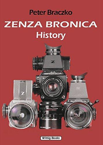 9783930359752: Zenza Bronica History