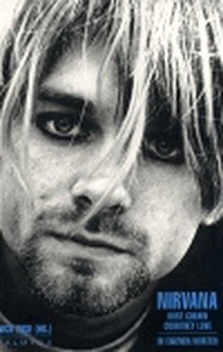 9783930378524: Nirvana - Kurt Cobain - Courtney Love: In eigenen Worten