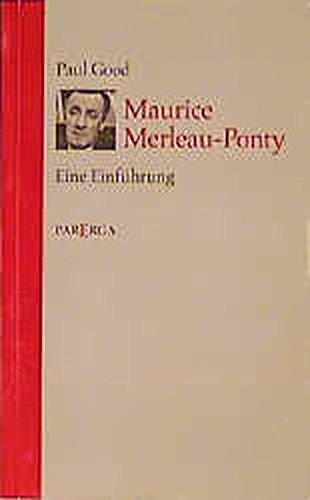 9783930450435: Maurice Merleau-Ponty: Eine Einführung