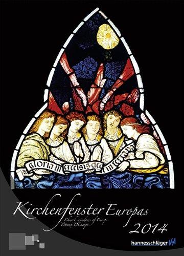9783930473267: Kirchenfenster Europas 2009