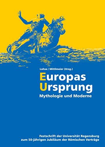 9783930480616: Europas Ursprung: Mythologie Und Moderne (Psychologie Sociale) (German Edition)