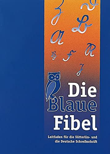 9783930510139: Blaue Fibel
