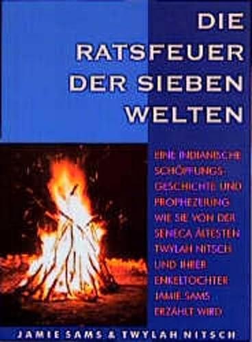 9783930564019: Die Ratsfeuer der Sieben Welten