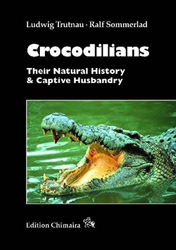Crocodilians: Trutnau, Ludwig /