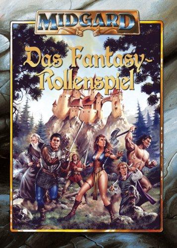 Midgard - Das Fantasy- Rollenspiel: Der Schlüssel zu einer phantastischen Welt voller Abenteuer - Franke Jürgen E.