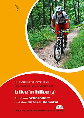 9783930650996: Bike'n hike, m. CD-ROM. Tl.3