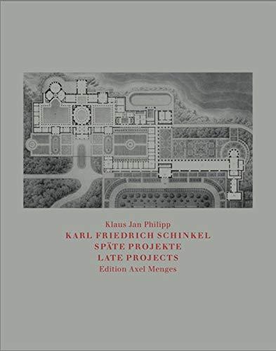 9783930698110: Karl Friedrich Schinkel: v. 1 & 2: Spate Projekte/Late Projects