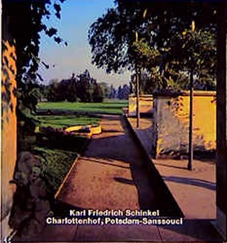 9783930698127: Karl Friedrich Schinkel, Charlottenhof, Potsdam-Sanssouci: Opus 12