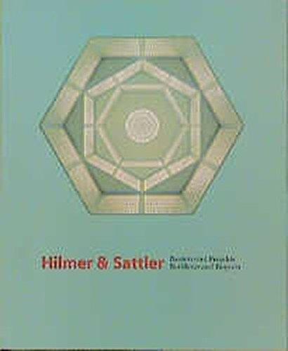 Hilmer and Sattler: Bauten und Projekte -: Moos, Stanislaus von