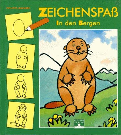 9783930710157: Z07-j apprends a dessiner la montagne -allemand-