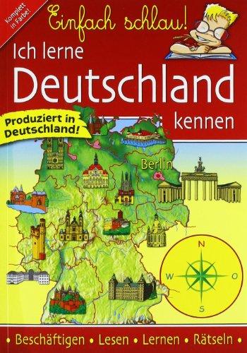 9783930722754: Ich lerne Deutschland kennen