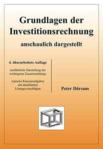9783930737444: Grundlagen der Investitionsrechnung
