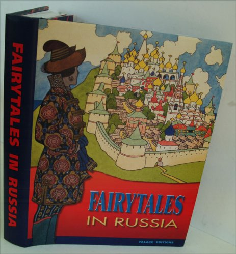9783930775972: Fairytales in Russia