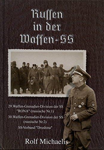 """Russen in der Waffen-SS: 29. Waffen-Grenadier-Division der SS """" RONA """" (russische Nr. 1),..."""