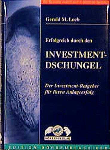 Erfolgreich durch den Investment-Dschungel (3930851350) by [???]