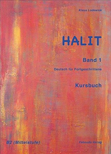 Halit / Halit Band 1, Kursbuch: Deutsch: Klaus Lodewick
