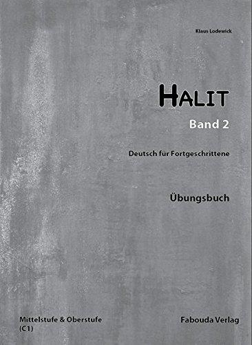 Halit Band 2, Übungsbuch: Lodewick, Klaus