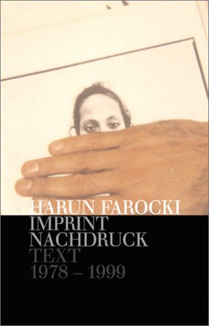 9783930916412: Nachdruck/Imprint: Texte/Writings