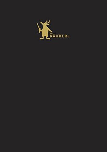 Beispielbild für Die Räuber '77: Dreißig Jahre neues literarisches Leben in Mannheim. 3 Bände im Schuber. zum Verkauf von nika-books, art & crafts GbR