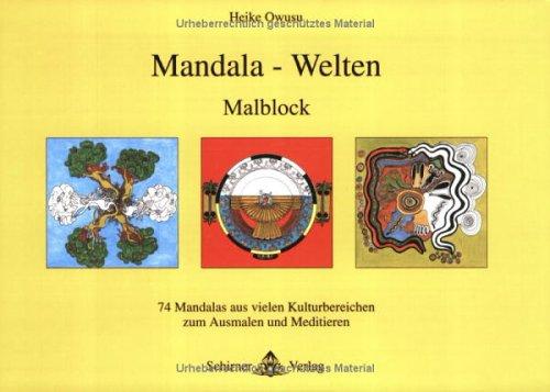 9783930944323: Mandala-Welten