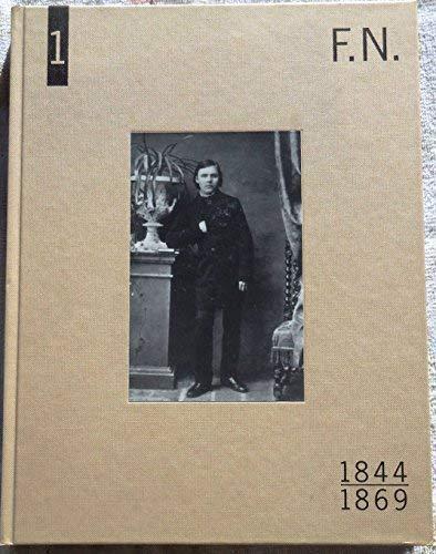 9783930960002: Spurensuche. Die Lebensstationen Friedrich Nietzsches 1844-1869 [GERMAN EDITION] Photobook of the Youth of F. Nietzsche