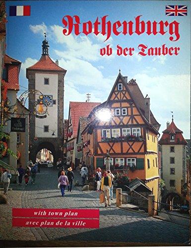 9783930986187: Rothenburg Ob Der Tauber