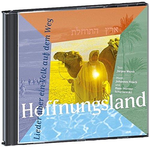 9783931045173: Hoffnungsland: Lieder über ein Volk auf dem Weg