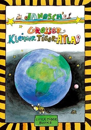 9783931081492: Janosch's Großer Kleiner Tiger-Atlas